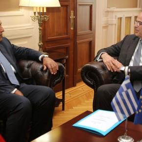 Έλληνας Πρέσβης στο Κάιρο: «Είμαστε πολύ κοντά στην υπογραφή ΑΟΖ Ελλάδας-Αιγύπτου»  .