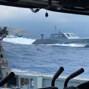 Η γύμνια των Ελλήνων βατραχανθρώπων και οι Αμερικανοί SEALS(Φώτο)