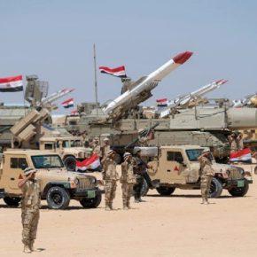 Η Αίγυπτος στέλνει ηχηρό μήνυμα στον Ερντογάν: Οι πύραυλοί μας βρίσκονται σεετοιμότητα!