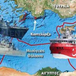 «Ψυχρολουσία» από γερμανικό Τύπο σε Αθήνα: «Να ξεχάσει τα κυριαρχικά δικαιώματα των νησιών αν δεν θέλειπόλεμο»