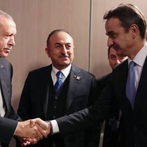 Τσαβούσογλου: Ξεκινήσαμε διάλογο με την Αθήνα – Έγινε τριμερής συνάντηση στοΒερολίνο
