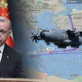 'Ψυχρολουσία από Ουάσιγκτον: »Ξέπλυνε» την εισβολή της Τουρκίας στηΛιβύη