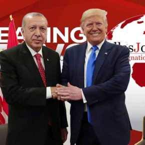 """Οι ΗΠΑ ομιλούν για """"αμφισβητούμενα νερά"""" αλλά καλούν Ερντογάν να σταματήσει τυχόν επιχειρήσεις στηνπεριοχή"""