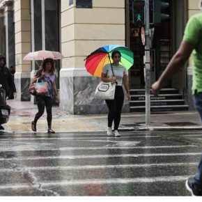 Έντονα καιρικά φαινόμενα σήμερα – Πού θα εκδηλωθούν βροχές, καταιγίδες καιχαλαζοπτώσεις