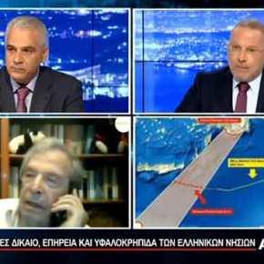 Τραγικό: Τόσα χρόνια συμβούλευε «προσωπικές απόψεις» τις ελληνικές κυβερνήσεις ο κ.Ροζάκης;
