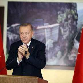 Τι μας λένε δηλαδή; Η Αθήνα και η Αγκυρα θα συνομιλούν και ο Ερντογάν θα κάνει γεωτρήσεις στην κυπριακήΑΟΖ;