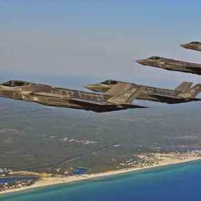 Πολεμική Αεροπορία: Στα $ 3 δις το κόστος απόκτησης μιας μοίραςF-35