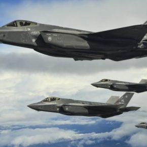 Ήρθε η πρόταση των ΗΠΑ για τα μαχητικά F-35 Lightning II… Πόσο θα μαςκοστίσουν