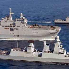 Παραδοχή-σοκ από Γαλλία: «Όντως αποσύρουμε τον στόλο μας από τη Μεσόγειο επειδή το ΝΑΤΟ αφήνει την Τουρκία νααλωνίζει»