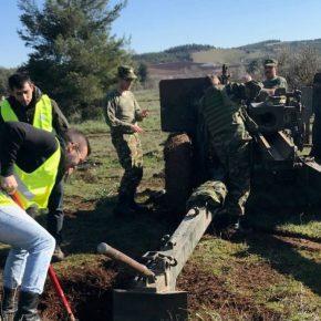 Hellenic Instruments: Ολοκλήρωση ανάπτυξης εθνικού πυροσωλήναπυροβολικού