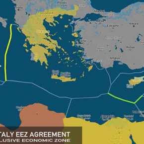 Η Αθήνα επιδιώκει συμφωνία για την ΑΟΖ με τηνΒεγγάζη