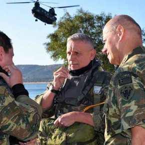 Επιστρέφει στην Αθήνα εσπευσμένα ο αρχηγόςΓΕΕΘΑ