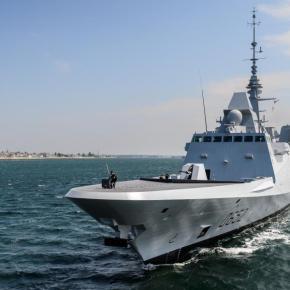 Ο Μακρόν στέλνει φρεγάτες στην θαλάσσια περιοχή μεταξύ Κρήτης &Κύπρου