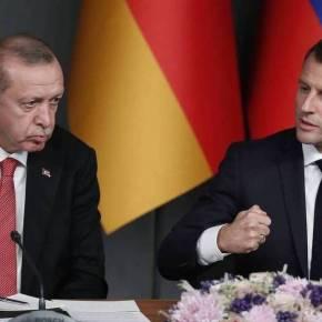 Πόλεμος Γαλλίας – Τουρκίας: Ένα βήμα πριν ανοίξουν πυρ – Έξαλλος οΜακρόν