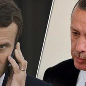 Μήνυμα Μακρόν στα ελληνικά: «Θέλω να εκφράσω την πλήρη αλληλεγγύη της Γαλλίας προς την Κύπρο και τηνΕλλάδα»