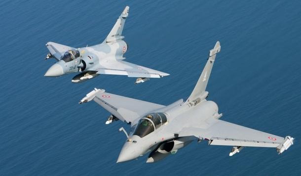 Mirage-2000-Rafale-1