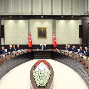 ΑΠΟΚΛΙΜΑΚΩΣΗ; Κι αν το Συμβούλιο Εθνικής Ασφαλείας της Τουρκίας, μας επιφύλασσε μιαέκπληξη