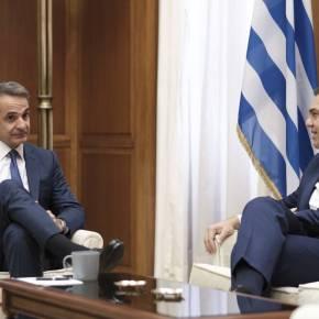 Νέα δημοσκόπηση: Αυτή είναι η διαφορά ΝΔ – ΣΥΡΙΖΑ – Ανησυχία για τονκορονοϊό
