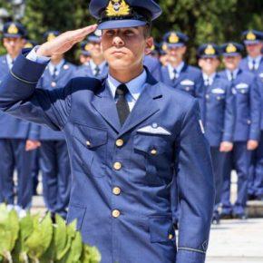 Ονομασία Νέων Ανθυποσμηναγών της Πολεμικής Αεροπορίας(ΦΩΤΟ)