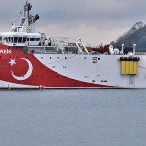 Ομολογία ήττας από την Άγκυρα: «Παγώνουμε τις έρευνες στο Αιγαίο, αςπεριμένουμε»