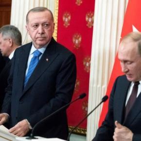 'Χτύπημα» Μόσχας σε Ελλάδα: »Η Αγία Σοφία δεν επηρεάζει τις ρωσοτουρκικέςσχέσεις»