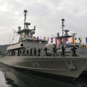 ΤΠΚ ΡΙΤΣΟΣ: Ο «ναύτης του Αιγαίου» φρουρός στο ΚαστελόριζοVIDEO