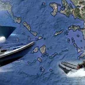 Έρχεται κρίσιμη νύχτα: Αντιμέτωποι ο ελληνικός κι ο τουρκικός Στόλος – Αυτή είναι η τακτική κατάσταση στο ΝΑ Αιγαίοτώρα
