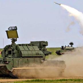 Ρωσική «θωράκιση» στην Αλ Τζούφρα: Ανέπτυξε συστήματα TOR-M οLNA