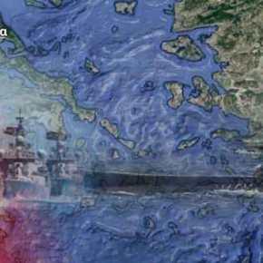 Σε επιφυλακή το ΠΝ – Δέκα τουρκικά πολεμικά πλοία απέπλευσαν από τοΑκσάζ
