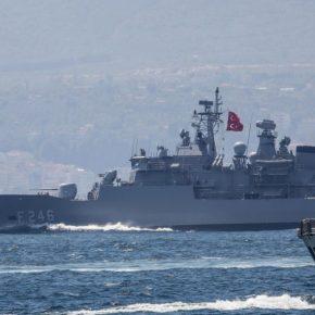 Χαμένη από χέρι και σε περίπτωση θερμού επεισοδίου: Το lose-lose σενάριο της Τουρκίας στηΜεσόγειο