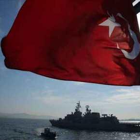 Ο τουρκικός στόλος στο Ακσάζ προκαλεί την εγρήγορση του ΠολεμικούΝαυτικού
