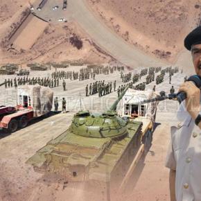 Έρχεται γενική αντεπίθεση – Πολεμική επιθεώρηση από Χ.Χαφτάρ