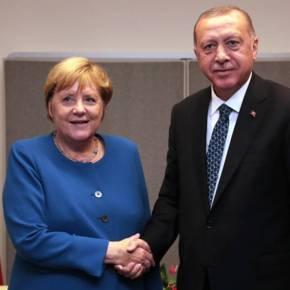 Η «φίλη» μας η Μέρκελ: Μας γονάτισε οικονομικά και τώρα στηρίζει τονΕρντογάν