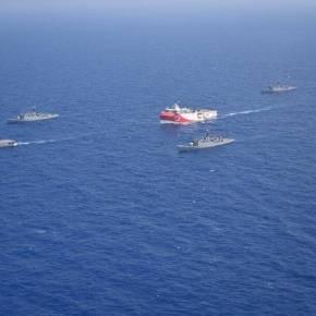 Τουρκικές προκλήσεις: «Φράγμα» από Ευρώπη, ΗΠΑ και Ισραήλ στους τσαμπουκάδεςΕρντογάν