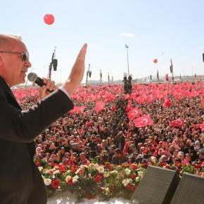 Απειλεί ο Ερντογάν: Αν δεν το καταλάβουν με το καλό, θα το βιώσουν στο πεδίο τηςμάχης