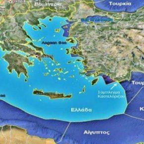 Με ανοικτή ατζέντα η ελληνοτουρκική διαπραγμάτευση – Η οριοθέτηση και τα «παρεμπίπτονταζητήματα»