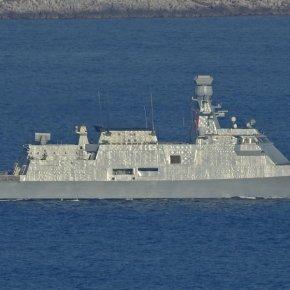 Τουρκικό Ναυτικό: Συνεχίζεται η συγκέντρωση ναυτικών δυνάμεων- Ακόμη μια κορβέτα πλέει προς το Ν.Α.Αιγαίο(βίντεο)