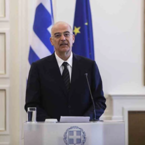 Ο Ν.Δένδιας παραδέχθηκε την παραχώρηση ελληνικής ΑΟΖ σε Αίγυπτο και Ιταλία: Και στις δύο συμφωνίες πήραμε 45%(upd)