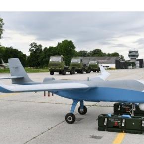 Ο Σερβικός Στρατός απέκτησε έξι drone με βόμβεςλέιζερ