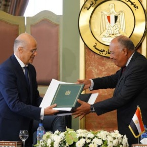 Έκπληξη Αιγύπτου για την αντίδραση της Τουρκίας στη συμφωνία με τηνΕλλάδα