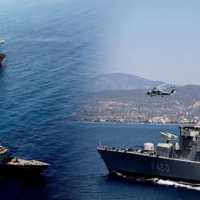 Εντολή ετοιμότητας στο ΠΝ – Κινητοποίηση του στόλου στο Αιγαίο.Σε υψηλή ετοιμότητα ο Στόλοςμας