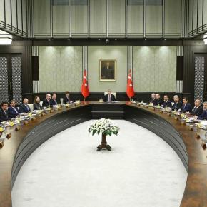 Τουρκία: Έκτακτο υπουργικό συμβούλιο συγκαλεί ο Ερντογάν.Με κυρίαρχο θέμα την ΕλληνοτουρκικήΚρίση
