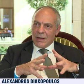 """ΣΕΑ Διακόπουλος: """"Εάν η Κύπρος δεχθεί ποτέ επίθεση, η Ελλάδα θα βρεθεί ένοπλα στο πλευρότης"""""""