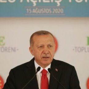 Νέα πρόκληση από Ρ.Τ.Ερντογάν: Ανακοίνωσε το άνοιγμα της παραλίας τηςΑμμοχώστου