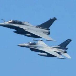 Επέστρεψε ο εφιάλτης για την τουρκική αεράμυνα: Είχε διάρκεια όσο απλώνονταν τα στίγματα των ελληνικών F-16 στηνΚύπρο