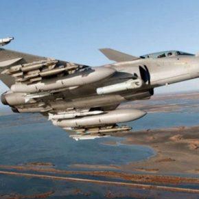 Φημολογία περί απόκτησης 18 μαχητικών Rafale από την ΠολεμικήΑεροπορία…
