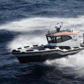 Στο Λιμενικό Σώμα το τρίτο από τα 10 σκάφη Leiftur… δωρεάεφοπλιστών