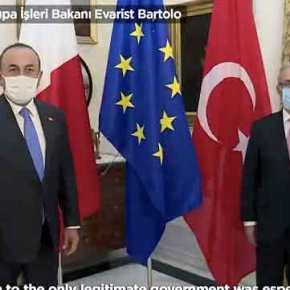 """Απίστευτη ΕΕ! Η Μάλτα προσχώρησε στον """"άξονα"""" Τουρκίας-Λιβύης και κάνει δήλωση κατά της επιχείρησηςIRINI!"""