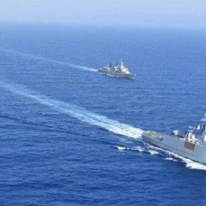 Ελληνοτουρκικά: Κλιμακώνει την ένταση η Τουρκία – NAVTEX για ασκήσεις με πραγματικά πυρά μεταξύ Ρόδου καιΚύπρου