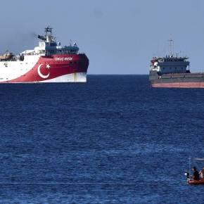 Αποκλιμάκωση στο Αιγαίο; Η Τουρκία αποσύρει τα πολεμικά πλοία – Προσπαθεί να φανεί το «καλόπαιδί»
